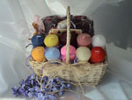 Buy Gift Baskets Spring Garden Candle Gift Basket