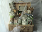 Buy Gift Baskets Green Tea Spa Haven